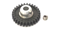 "ARP ARP4829C 29 Tooth 48 Pitch 2° Bevel (angled) Spur Gear for 1/8"" Axle"