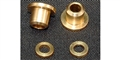BRM BRMS-011BE Brass Bearings for rear axle & Brass washers for front axle
