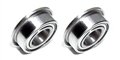 "BRP BRP150 3/32"" Grade 7 High Precision Ball Bearings For 3/16"" Hole - Pair"