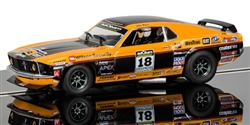 Scalextric C3671 Ford Mustang Boss 302 Clipsol 2011 Livery #18 TCM Championship - DPR