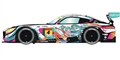 PREORDER Scalextric C3852 Mercedes AMG GT3 (Anime)