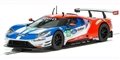 PREORDER Scalextric C3857 Ford GT GTE #66 LeMans 2016