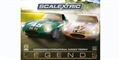 PREORDER Scalextric C3898A Jaguar E-Type Roadster Legends Twin Pack