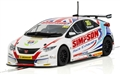 PREORDER Scalextric C3915 Honda Civic Type R NGTC