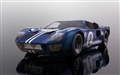 PREORDER Scalextric C3916 FORD GT40 MKII - 12 HOUR OF SEBRING 1967