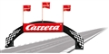 Carrera CAR21126 Carrera Livery Footbridge - Spans 2 Lanes