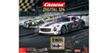 "Carrera CAR23621 Digital124 ""Race of Victory"" Racing Set WIRELESS +"
