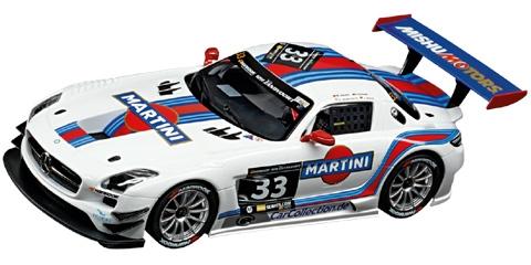 Carrera car23825 digital124 mercedes benz sls amg gt3 sls for Mercedes benz sls amg gt3 price
