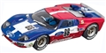 "Carrera CAR23848PRE 1/24 GT40 ""Time Twist"" #66 LIMITED EDITION"