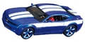 Carrera CAR30687 Digital132 RTR Camaro Concept Blue / White