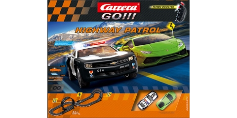 Carrera GO Highway Patrol - YouTube