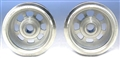 CB Design CBD0775  F1/ Modified Style 1/32 Wheels - 15x11mm - SILVER