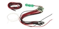 "DS Electronics DS-0127 Universal ""Permanent"" Light Kit w/Headlights & Taillights"