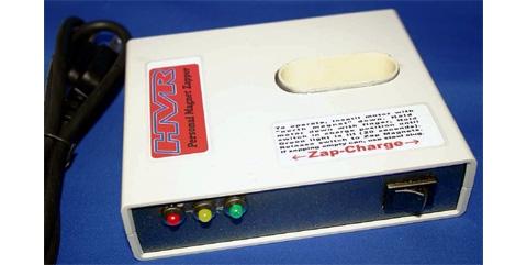 Hvr Hvr1105 Personal Magnet Zapper For Ceramic Magnets