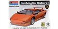 Monogram M0889 1/24 Lamborghini Diablo VT Static Model