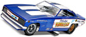 Revell M4287 1/25 Hawaiian Charger Funny Car Static Model