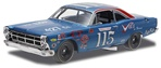 Monogram M4831 1967 Ford Fairlane NASCAR #115 Parnelli Jones - Limited Edition