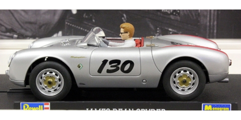 monogram m4879 james dean porsche 550 spyder 130 limited edition
