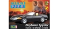 Revell M4917 1/24 Miami Vice Daytona Spyder Static Model