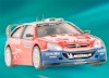 Revell M7126 1/32 Citron XSara WRC Rally Mexico 2004 #4 Blue / Red / White Livery.