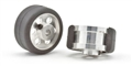 "MBSLOT MB08023 1/32 Magnesium Front Wheels CONCAVE 13.4mm x 8mm 3/32"" Axle"