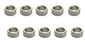 MBSLOT MB09002 Axles Spacers 2mm for 3mm Axles x 10
