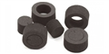 MBSLOT MB12202 Sponge Tire Donuts 21mm x 10mm 35 Shore C Hardness x 4