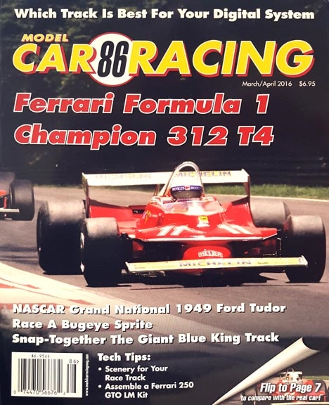 Model Car Racing Magazine MCR86 Issue #86
