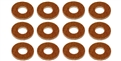 Motors Etc MOT3681 36D Armature Washers - 12 pcs. Phenolic