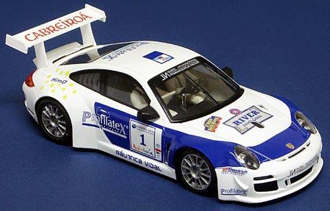 Nsr Nsr1078aw Porsche 997 Gt3 Rally Profilatex Livery 1