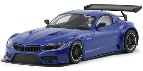 Nsr Nsr1195aw Bmw Z4 E89 Gt3 Blue Test Car