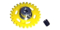 NSR NSR2006626 26T Extra Light AW PLASTIC Axle Gear 16mm For 2mm Axle