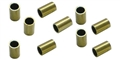 "NSR NSR4855 3/32 BRASS Axle Spacers 0.160"" Thick - 10 / Package"