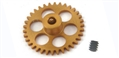 NSR NSR6034 34T Extra light sidewinder gear 17.5mm