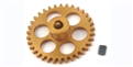 NSR NSR6134 34T Extra light sidewinder gear 18.5mm