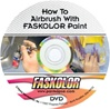 Parma P40238 FASKOLOR Paint How-To Airbrush DVD