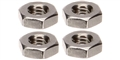 Professor Motor PMTR1139 STAINLESS STEEL GUIDE NUTS x 4