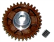 "Pro Slot PS-673-32 Polymer Axle Gears 48 Pitch 32T 1/8"" Axle BULK PACK"