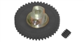 Pro Slot PS-674-43 Polymer Axle Gears 72 Pitch 43 Tooth