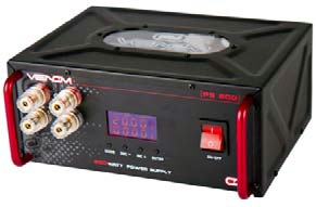 venom ps600 40 amp 0 20v dual output power supply. Black Bedroom Furniture Sets. Home Design Ideas