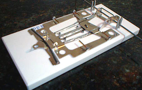 Bolt And Washer >> Precision Slot Cars PSC1500 Kelly / Pro Slot Speed FX ...