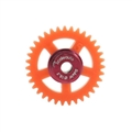 "SCALEAUTO SC-1145 35T SW Spur Gear for 3/32"" (2.37mm) Axles"