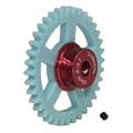"SCALEAUTO SC-1146 36T SW Spur Gear for 3/32"" (2.37mm) Axles"