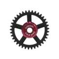 "SCALEAUTO SC-1147 37T SW Spur Gear for 3/32"" (2.37mm) Axles"