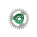 "SCALEAUTO SC-1171B 31T ANGLEWINDER Gear for 3/32"" (2.37mm) Axles"