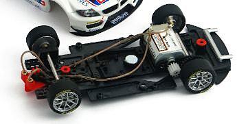 Scaleauto Sc 6018 1 32 Rtr Bmw Z4 Gt3 17 Liguimoly Livery
