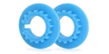 Slot.it SICH99 16 Tooth Pulley for 4WD System - Blue - 2 / card