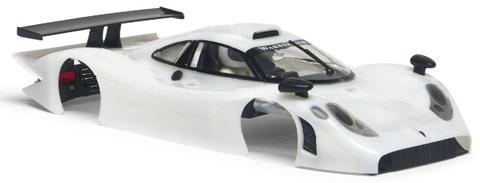 sics23b unpainted body kit for porsche 911 gt1 evo98. Black Bedroom Furniture Sets. Home Design Ideas