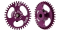 Slot.it SIGA1836E Aluminum AW Gear 36 Teeth 18mm Diameter