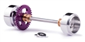 Slot.it SIKK02B Sidewinder Starter Kit 15.8 x 8.2mm Wheels Z36 Spur Gear